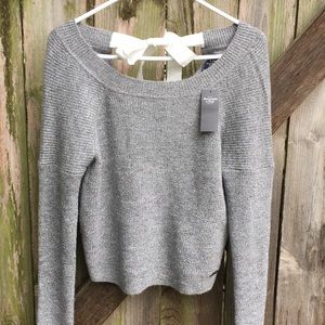 NWT Abercrombie & Fitch sweater